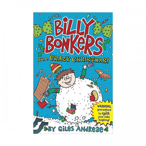 Billy Bonkers : It's a Crazy Christmas (Paperback, 영국판)