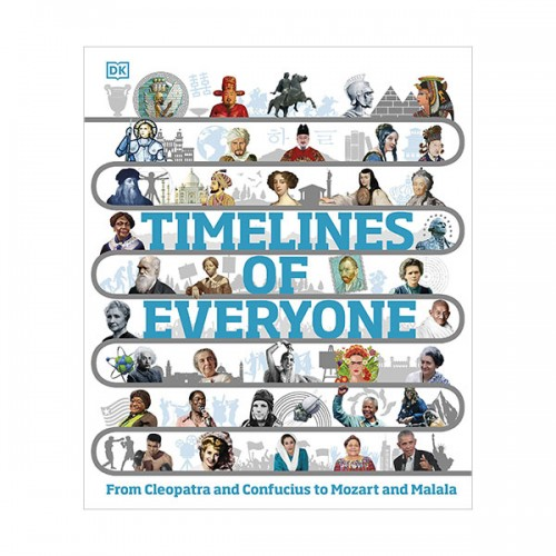 Timelines of Everyone (Hardcover, 영국판)