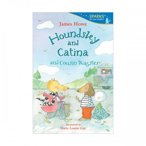 Candlewick Sparks : Houndsley and Catina and Cousin Wagster (Paperback)