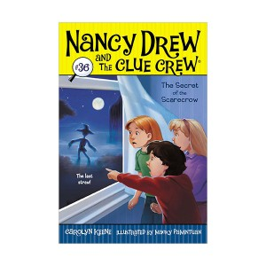 Nancy Drew and the Clue Crew #36 : The Secret of the Scarecrow (Paperback)
