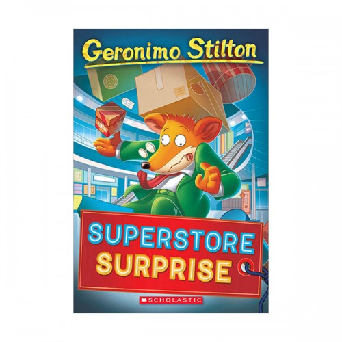 Geronimo Stilton #76 : Superstore Surprise (Paperback)
