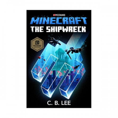 Minecraft #06 : The Shipwreck : An Official Minecraft Novel (Paperback, INT)