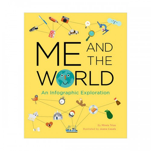 Me and the World : An Infographic Exploration (Hardcover)