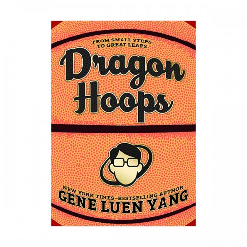 [★NYT선정★2020 올해의 책] Dragon Hoops (Hardcover , Graphic Novel)