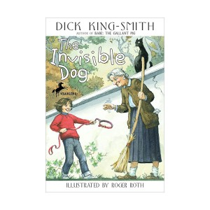 The Invisible Dog (Paperback)