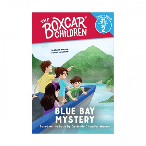The Boxcar Children : Time to Read Level 2 : Blue Bay Mystery (Paperback)