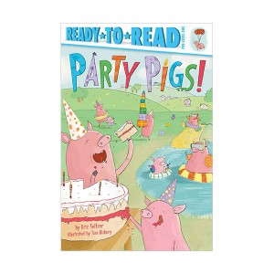 Ready to Read Pre : Party Pigs! (Paperback)