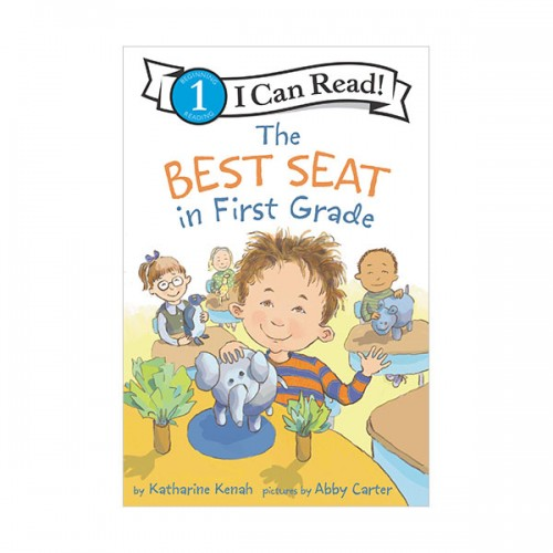 I Can Read 1 : The Best Seat in First Grade (Paperback)