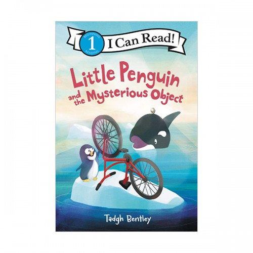 I Can Read 1 : Little Penguin and the Mysterious Object (Paperback)