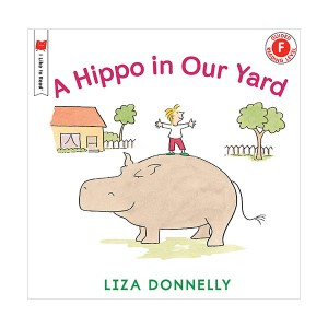 I Like to Read Level F : A Hippo in Our Yard (Paperback)