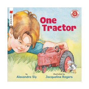 I Like to Read Level G : One Tractor : A Counting Book (Paperback)