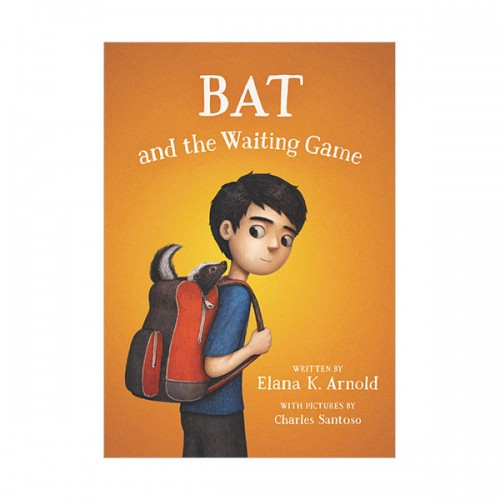Bat #02 : Bat and the Waiting Game (Paperback, Reprint)