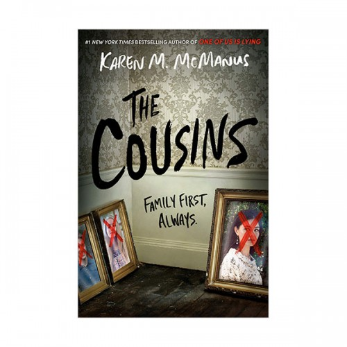 The Cousins (Paperback, INT)