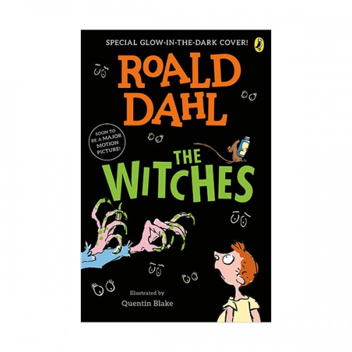 Roald Dahl : The Witches (Paperback)