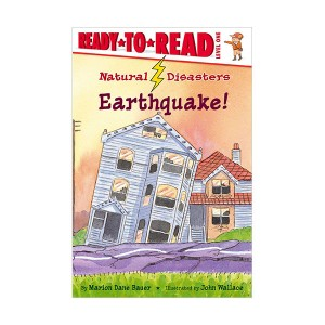 Ready to Read 1 : Natural Disasters : Earthquake! (Paperback)