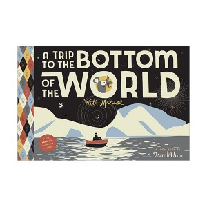 TOON Books Level 1 : A Trip to the Bottom of the World with Mouse (Paperback)