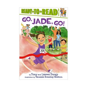 Ready to Read 2 : Go, Jade, Go! (Paperback)
