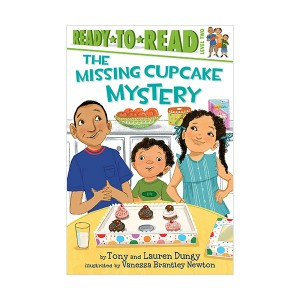 Ready to Read 2 : The Missing Cupcake Mystery (Paperback)