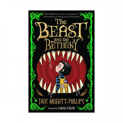 The Beast and the Bethany (Paperback, 영국판)