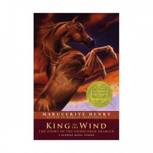 King of the Wind : The Story of the Godolphin Arabian (Paperback)