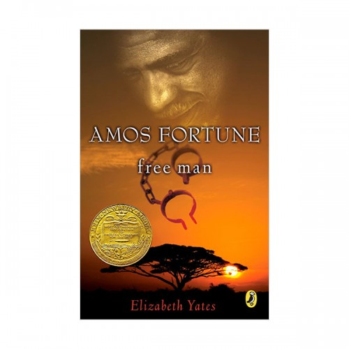 Amos Fortune, Free Man (Paperback)