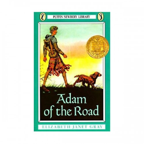 [★포스터 증정]Adam of the Road (Paperback)