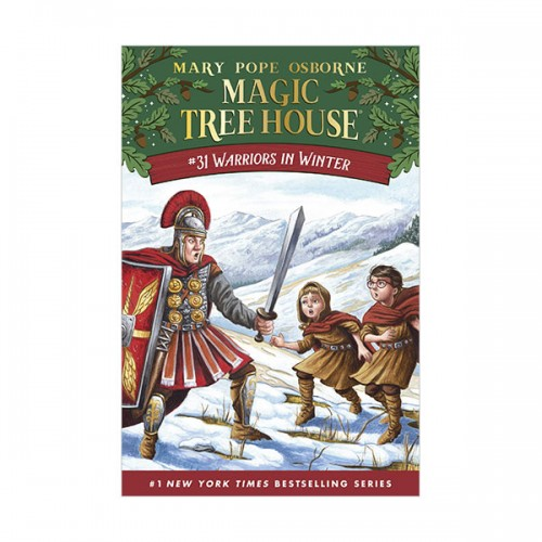 Magic Tree House # 31 : Warriors in Winter (Paperback)