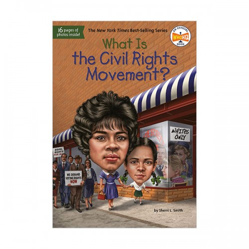 What Is the Civil Rights Movement? (Paperback)