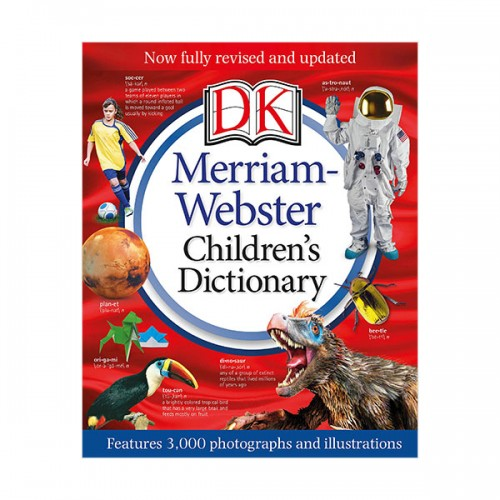 Merriam-Webster Children's Dictionary New Edition (Hardcover)