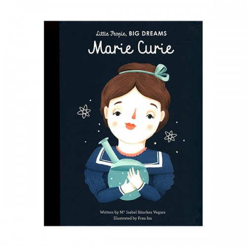 Little People, Big Dreams : Marie Curie (Hardcover, 영국판)