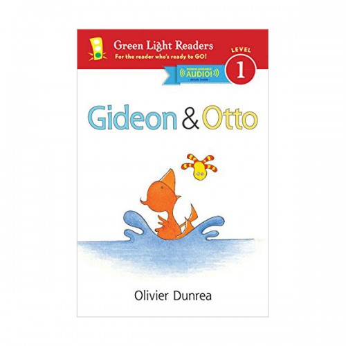 Green Light Readers Level 1 : Gideon and Otto (Paperback)