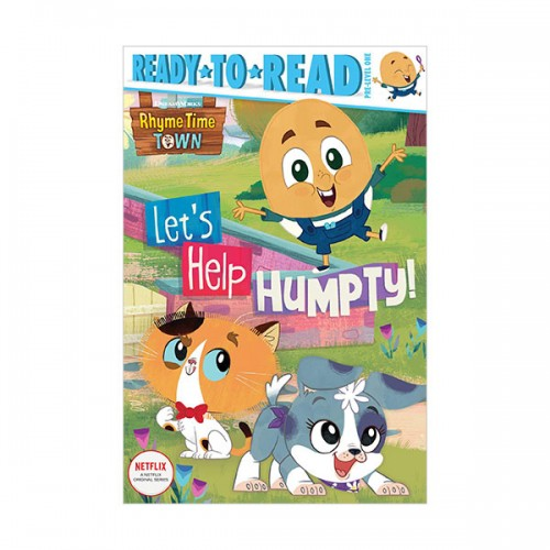 Ready To Read Pre : Ready to Go : Let's Help Humpty! (Paperback)