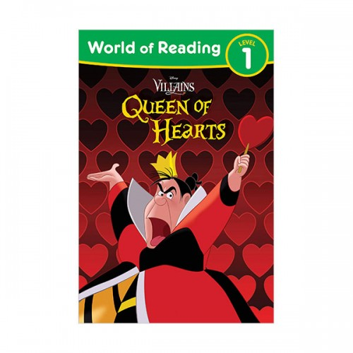 World of Reading Level 1 : Queen of Hearts (Paperback)