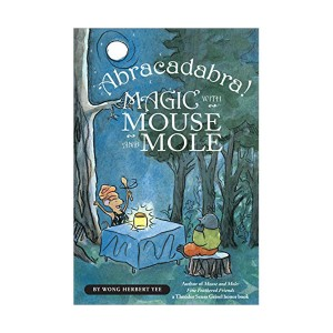 Green Light Readers 3 : Mouse and Mole : Abracadabra! Magic with Mouse and Mole (Paperback)