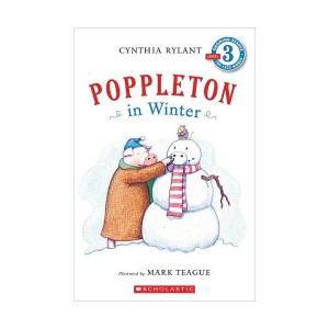 Scholastic Reader 3 : Poppleton In Winter (Paperback)