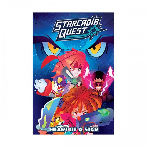 Starcadia Quest : Heart of a Star (Paperback, Graphic Novel)