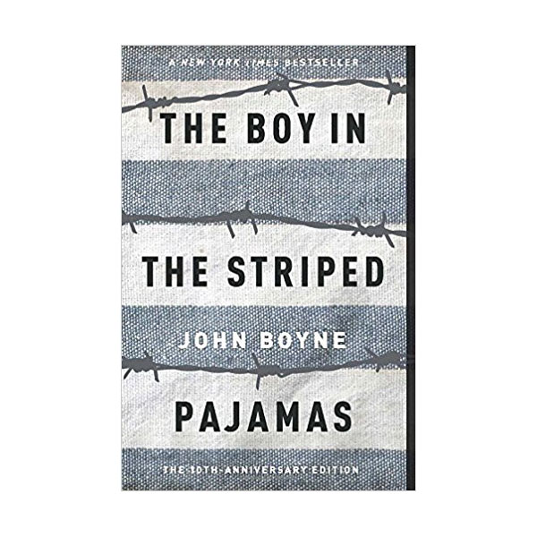 The Boy in the Striped Pajamas : 줄무늬 파자마를 입은 소년 (Paperback)