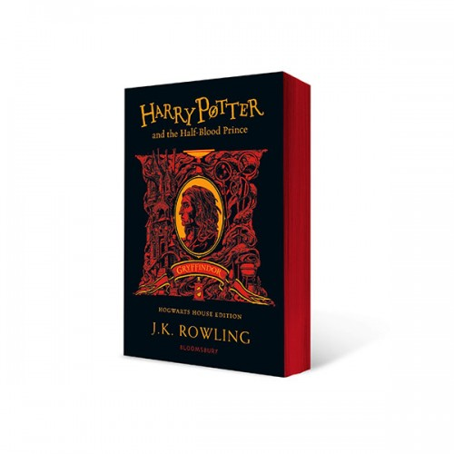 [기숙사판/영국판] 해리포터 #06 : Harry Potter and the Half-Blood Prince - Gryffindor Edition (Paperback)
