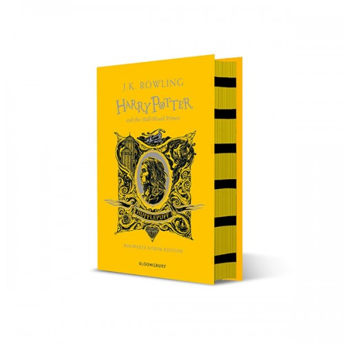 [기숙사판/영국판] 해리포터 #06 : Harry Potter and the Half-Blood Prince - Hufflepuff Edition (Hardcover)