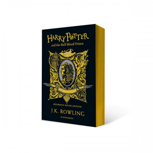 [기숙사판/영국판] 해리포터 #06 : Harry Potter and the Half-Blood Prince - Hufflepuff Edition (Paperback)