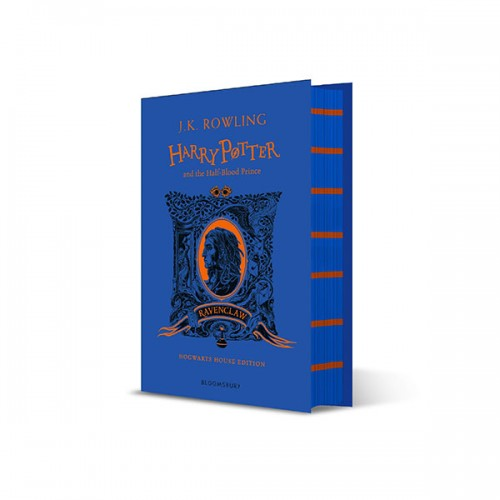 [기숙사판/영국판] 해리포터 #06 : Harry Potter and the Half-Blood Prince - Ravenclaw Edition (Hardcover)