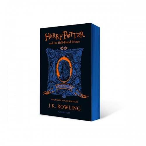 [기숙사판/영국판] 해리포터 #06 : Harry Potter and the Half-Blood Prince - Ravenclaw Edition (Paperback)