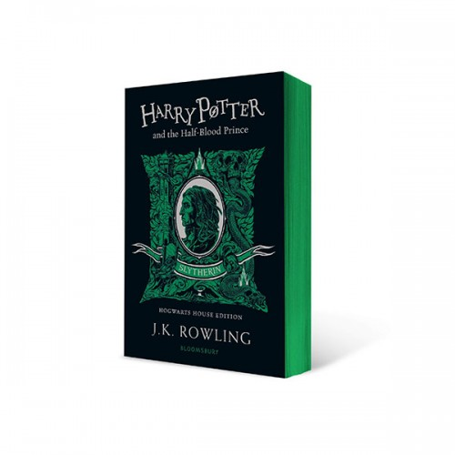 [기숙사판/영국판] 해리포터 #06 : Harry Potter and the Half-Blood Prince - Slytherin Edition (Paperback)