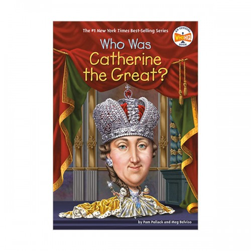 Who Was Catherine the Great? (Paperback)