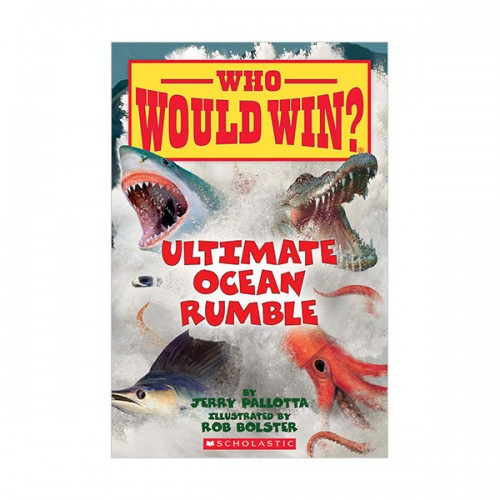 Who Would Win? : Ultimate Ocean Rumble (Paperback)