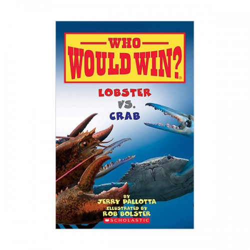 Who Would Win? : Lobster vs. Crab (Paperback)