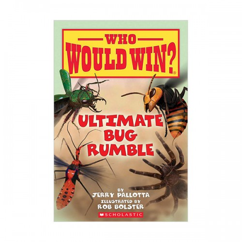 Who Would Win? : Ultimate Bug Rumble (Paperback)