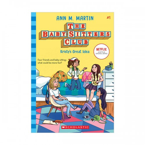 The Baby-sitters Club # 01 : Kristy's Great Idea (Paperback)