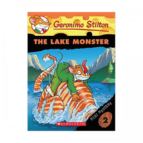 Geronimo Stilton : Mini Mystery # 2 : The Lake Monster (Paperback)