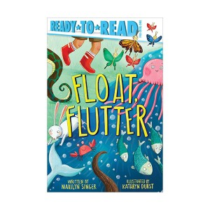 Ready to Read Pre : Float, Flutter (Paperback)